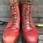 Herman logger boot size 11.5