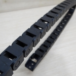 10 X 10 mm Cable Drag Chain CHL ยาว 1M และ End Fits หัวท้าย