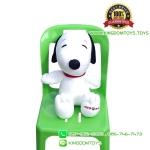 ตุ๊กตาสนูปปี้ Snoopy STD นั่ง 17 นิ้ว [Peanuts Worldwide]
