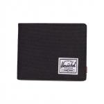 Herschel Roy Wallet   Coin - Black / RFID