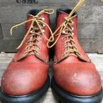 RED WING#2245*Steel Toeหัวเหล็ก (PT91) ตัวนี้เป็น Deadstock ปีประมาณ 1989-95'S Made in USA
