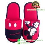 รองเท้า มิกกี้เมาส์ทูโทน พื้นบาง [Disney]