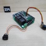 PWM DC Motor Speed Controller 2000W 10V-50V 0-40A