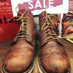 5.SALE#VintageRedwing8166 size 9D