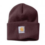 Carhartt Acrylic Watch Hat - Deep Wine