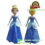 ตุ๊กตาเจ้าหญิงซินเดอเรล่า ท่ายืน 18 นิ้ว [Disney Princess]