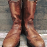 8.Red wing safety boot หัวเหล็ก เบอร์ 11.5E