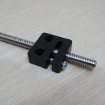 T8 screw Acme Anti Backlash Nut Block pitch 2mm (lead 8mm)