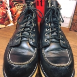 6.Vintage #REDWING8130 ป้ายหมายุค 1990 size 7.5E