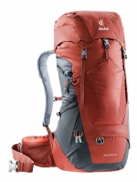 DEUTER Futura 30 - lava-graphite (grey-red)