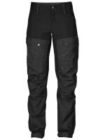 Fjallraven - Keb Trousers W Regular - Black