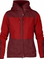 Fjällräven Keb Jacket Women - Ox Red