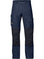 Fjällräven - กางเกงเดินป่าเดินเขารุ่น Barents Pro Trousers - Storm