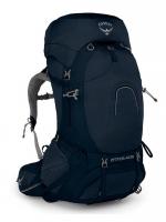 Osprey Atmos AG 65 L for Men - Blue (inc. Rain Cover)