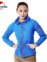 Nature hike Quick Dry Breathable jacket - Sky Blue