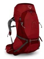 Osprey Atmos AG 50 L for Men - Red