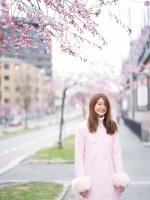 Overcoat Classic Fur - Pink