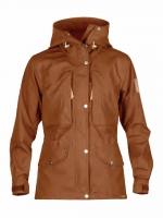 Fjällräven Sarek Trekking Jacket Women - Chestnut
