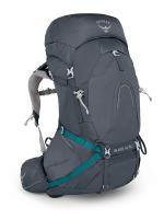 Osprey Aura AG 50 L for Women (size WS) - Grey (inc.Rain Cover)