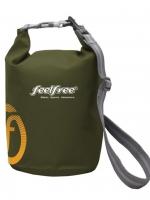 FEELFREE Dry Tube 3 L (Olive) กระเป๋ากันน้ำขนาด 3 ลิตร