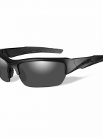 WileyX Valor - 1 Lens: Black Ops - Smoke Grey (Frame - Matte Black)