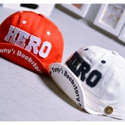Baby Touch หมวกเด็ก พรีเมี่ยม แก๊ป Hero (Hat - ABG)