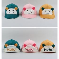 Baby Touch หมวกเด็ก แก๊ป Hello (Hat - AB)