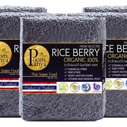 ข้าวไรซ์เบอรี่ Rice Berry เกรดA ส่งออก 5 kg.