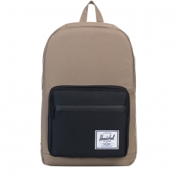 Herschel Pop Quiz Backpack - Lead Green / Black