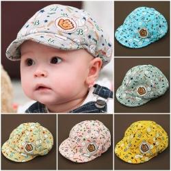 Baby Touch หมวกเด็ก แก๊ป ถุงมือเบสบอล (Hat - AAC)