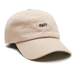 OBEY Jumble Bar Hat - Khaki