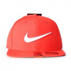 Nike Swoosh Pro Snapback - Red