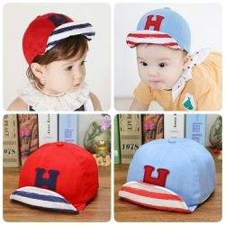 Baby Touch หมวกเด็ก แก๊ปตัวอักษร H (Hat - AN)