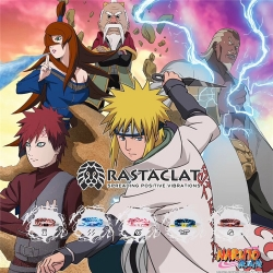 Rastaclat x Naruto