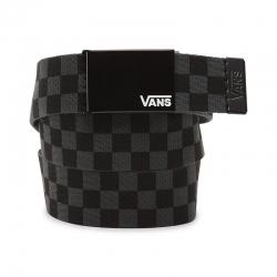 Vans Deppster II Web Belt - Black / Charcoal
