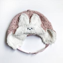 Baby Touch หมวกเด็ก พรีเมี่ยม Rabbit Winter (Hat - ASA)