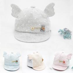 หมวกเด็ก แก๊ปปีกแองเจิ้ล (Hat - BP)