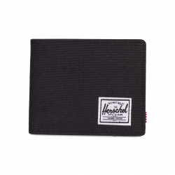 Herschel Roy Wallet | Coin - Black / RFID