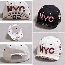Baby Touch หมวกเด็ก พรีเมี่ยม แก๊ป NYC (Hat - ABF)
