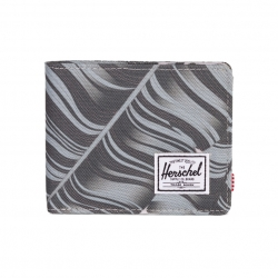 Herschel Roy Wallet - Silver Birch Palm / RFID