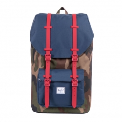 Herschel Little America - Woodland Camo / Navy