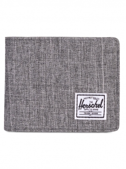 Herschel Roy Wallet - Raven Crosshatch / RFID