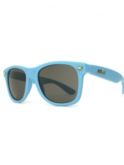 Knockaround Fort Knocks Sunglasses - Turquoise / Smoke