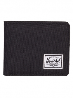 Herschel Roy Wallet - Black / RFID