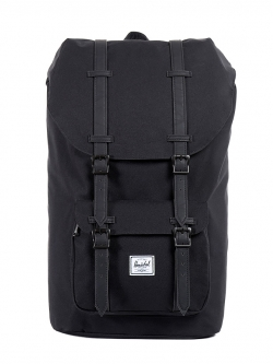 Herschel Little America - Black / Black
