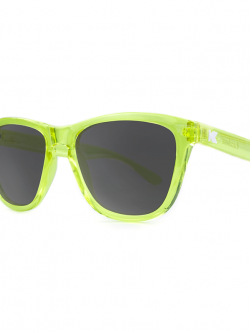 Knockaround Premiums Sunglasses - Citrus / Smoke