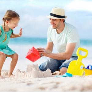 Baby Touch ของเล่นเด็ก อุปกรณ์เล่นทราย ชุดตักทรายแสนสนุก (TSA1-5)