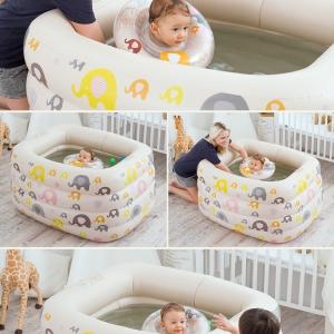 Baby Touch ของเล่นเด็ก สระว่ายน้ำเด็กทารก ทรงอ่างน้ำ (TWZ1-3)