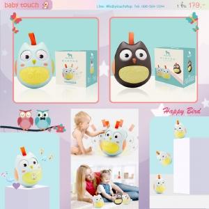 Baby Touch ของเล่นเด็ก ตุ๊กตาเด็ก นกฮูกล้มลุก (TDB1-2)