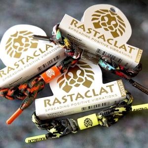 สายรัดข้อมือ Rastaclat New Camo Pack